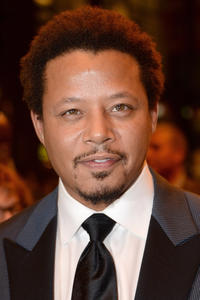 Terrence Howard at the