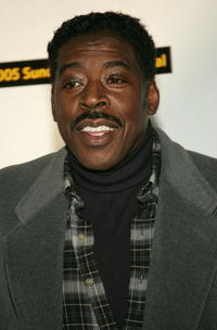Ernie Hudson at the premiere of