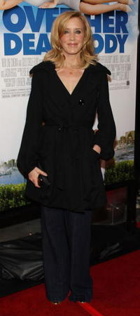 Felicity Huffman at the premiere of