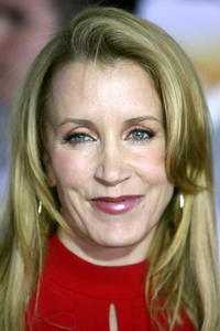 Felicity Huffman at the red carpet for the premiere of