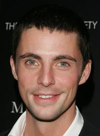 Matthew Goode at the special screening of