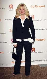 Bonnie Hunt at the Second Annual Christopher Reeve Foundation Celebration.