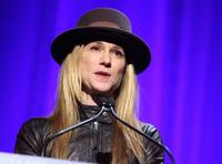 Holly Hunter at the 28th Annual Women's Sports Foundation Awards Gala.