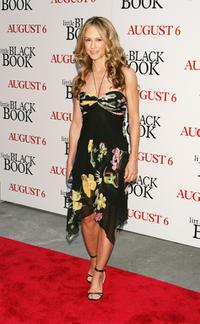 Holly Hunter at the New York world premiere of