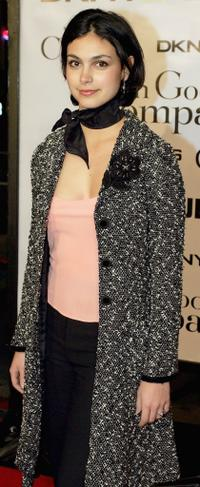 Morena Baccarin at the world premiere of