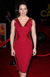 Lynn Collins at the California premiere of