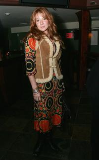 Lynn Collins at the afterparty of the premiere of