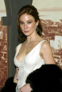 Lynn Collins at the afterparty of the UK premiere of
