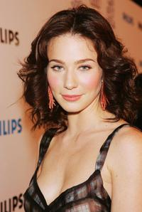 Lynn Collins at the AFI Fest 2004 screening of