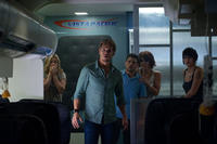 Amy Smart as Pia Martin, Ryan Kwanten as Brad Martin, Jerry Ferrara, Nicky Whelan and Scout Taylor-Compton in ``7500.''