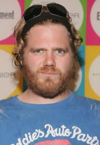 Ryan Dunn at the Entertainment Weekly's
