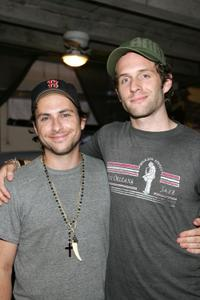 Charlie Day and Glenn Howerton at the Independent TV Fest Screening of