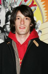 Will Janowitz at the premiere of