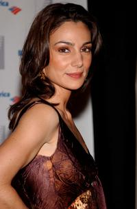 Annie Parisse at the Quill Book Awards.