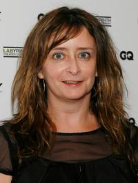 Rachel Dratch at the LAByrinth Theater Company's 5th annual Celebrity Charades.