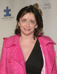 Rachel Dratch at the Comedy Love Call Benefit.