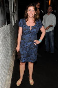 Rachel Dratch at the Three Olives-hosted party for