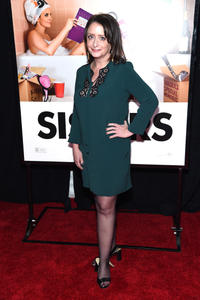 Rachel Dratch at the New York premiere of