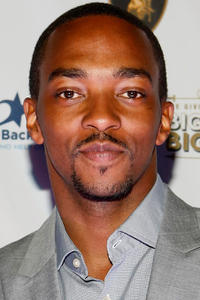 Anthony Mackie The Giving Back Fund's 4th Annual Big Game Big Give Super Bowl Celebration in Louisiana.