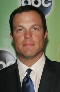 Adam Baldwin at the ABC Television Network Upfront at Lincoln Center.
