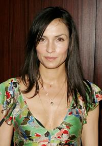 Famke Janssen at the special screening of