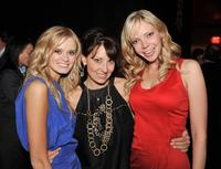 Sara Paxton, Marianne Maddalena and Riki Lindhome at the after party of the premiere of
