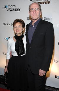 Richard Jenkins and Guest at the 18th Annual Gotham Independent Film Awards.