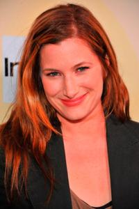 Kathryn Hahn at the HFPA Salute To Young Hollywood Party.