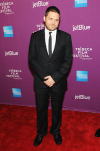 Ohad Knoller at the New York premiere of