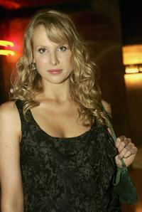 Lucy Punch at the screening of