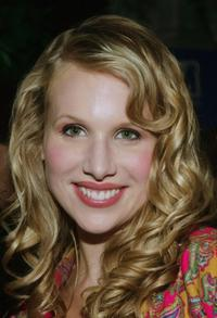 Lucy Punch at the opening night party of 2004 Toronto International Film Festival.
