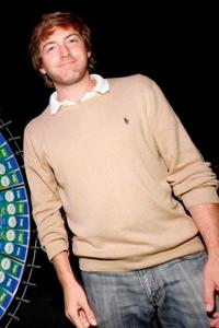 Fran Kranz at the Fox Fall Eco-Casino party.