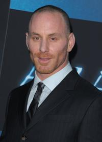 Matt Gerald at the Los Angeles premiere of