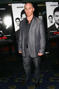 Matt Gerald at the premiere of
