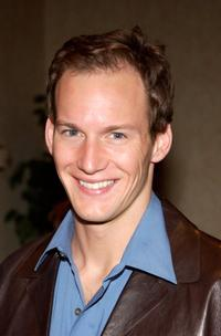Patrick Wilson at the 68th annual Drama League Annual Awards Luncheon.