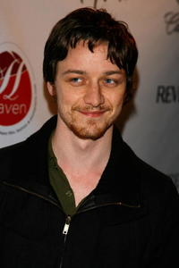 James McAvoy at the Fox Searchlight Official Oscar/Spirit Awards Party in Beverly Hills.