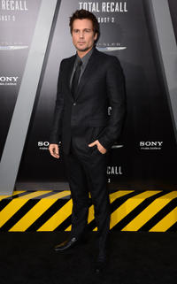 Director Len Wiseman at the California premiere of