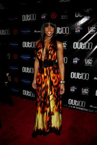 Kelly Rowland at the 13th Annual OUT 100 Awards.