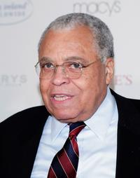 James Earl Jones at the benefit performance of A.R. Gurney's