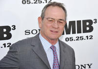 Tommy Lee Jones at the New York premiere of