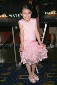 Ariel Gade at the premiere of