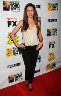 Nadine Velazquez at the FX's Comedy Night for