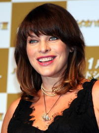 Milla Jovovich at the