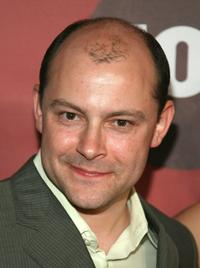 Rob Corddry at the Fox Fall Eco-Casino Party.