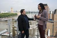 Jonah Hill as Aaron and Russell Brand as Aldous in