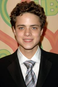 Douglas Smith at the HBO's Post Golden Globe After Party.