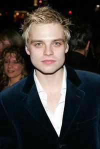 Sebastian Stan at the after party of the opening night of