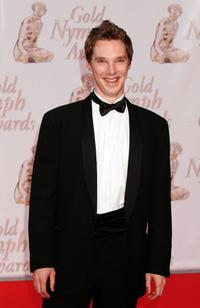 Benedict Cumberbatch at the Gold Nymph awards ceremony.
