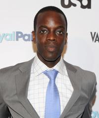 Ato Essandoh at the USA Network and Vanity Fair Royal Pains Season Two Kick Off Event.