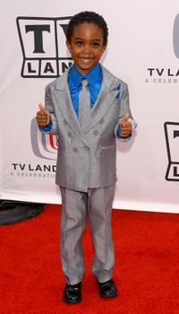 Khamani Griffin at the 2005 TV Land Awards.